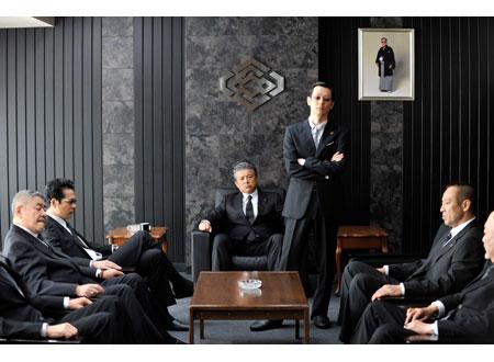 アウトレイジ ビ... Yakuza Gangster Boss
