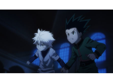 劇場版 HUNTER×HUNTER 緋色の幻影HUNTER HUNTER THE MOVIE PHANTOM ROUGE