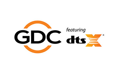 GDC featuring DTS:X