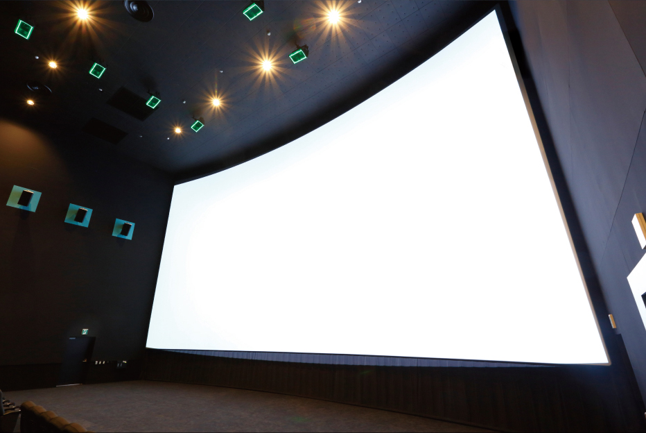 TCX TOHO CINEMAS EXTRA LARGE SCREEN